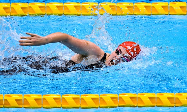 Kearney and Dunn take swimming silver as ParalympicsGB go close in pool