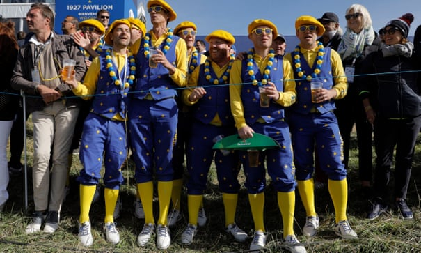 Lack of European fans will magnify US team's home advantage at Ryder Cup
