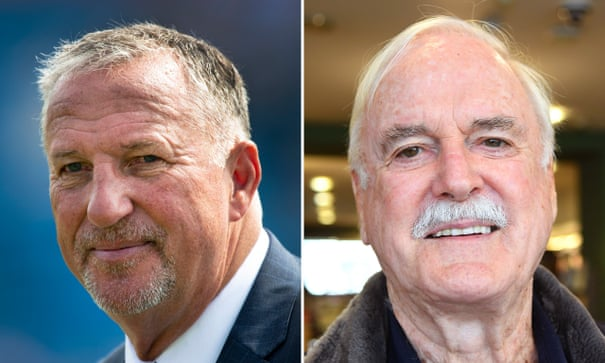 What exactly do Ian Botham and John Cleese offer 'global Britain'?